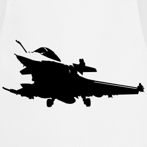 fighter jet  Aprons - Cooking Apron