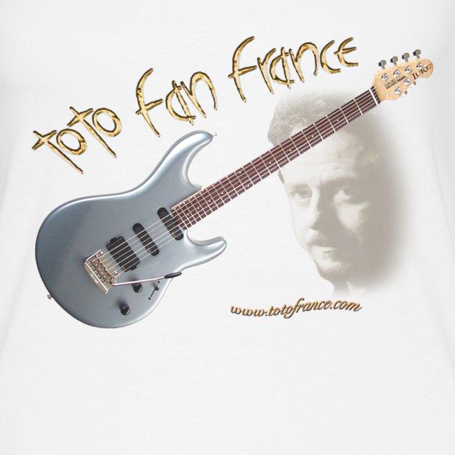 Débardeur n°1 Luke & Guitare TFF