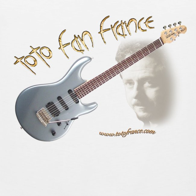 Débardeur n°2 Luke & Guitare TFF