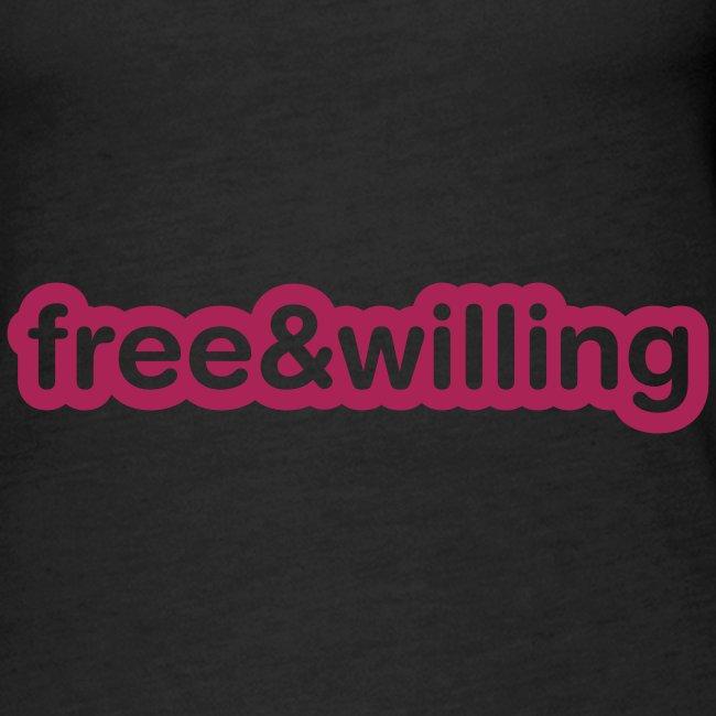free & willing