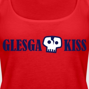 Glesga Kiss - Frauen Premium Tank Top