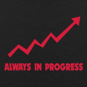 ALWAYS IN PROGRESS - Débardeur Premium Homme