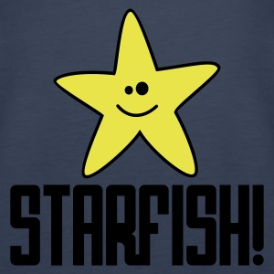 Aqua Starfish! Ladies' - Women's Premium Tank Top