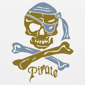 Pirate - Männer Premium Tank Top