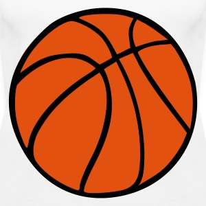 Basketball - Frauen Premium Tank Top