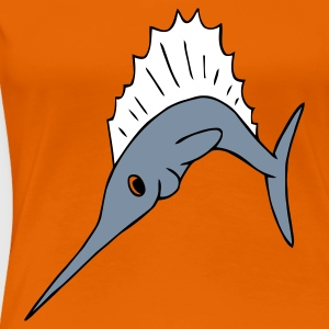 Marlin for me - Women's Premium T-Shirt