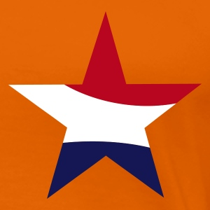 Orange star holland Ladies' - Women's Premium T-Shirt