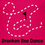 Motiv ~ NEU! Drunken Bee Dance - Racer Back