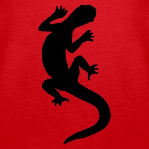 little lizard - Women's Premium Tank Top
