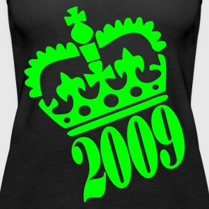 Black New Year's Eve - Baby Tops - Women's Premium Tank Top