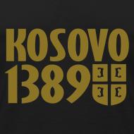 Motif ~ Majica Kosovo 1389 (Zlatna Boja)