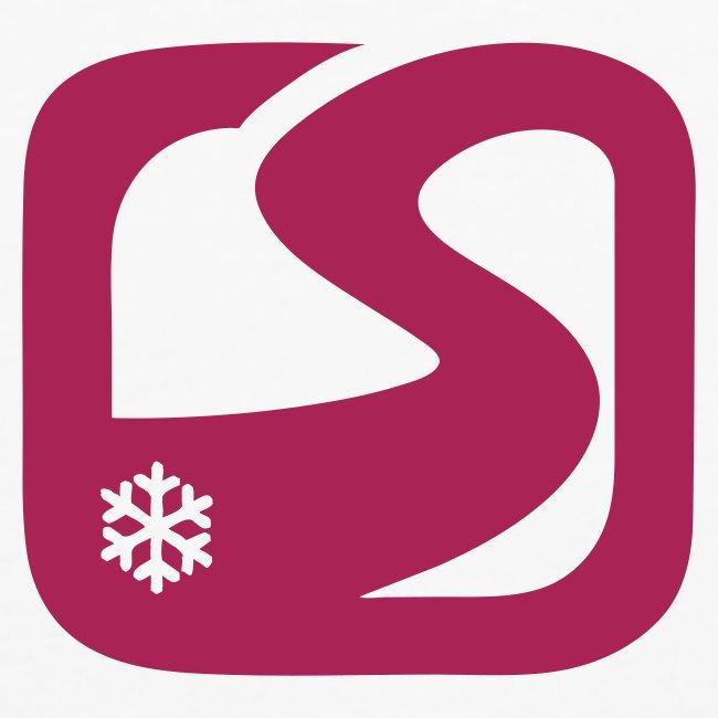 Débardeur Snow-fr Recto/Verso
