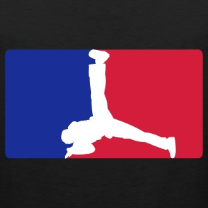 Breakdance League - Mannen Premium tank top