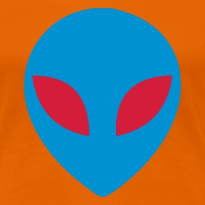 EN-Alien - Women's Premium T-Shirt