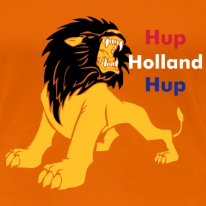Oranje Leeuw Holland - Women's Premium T-Shirt