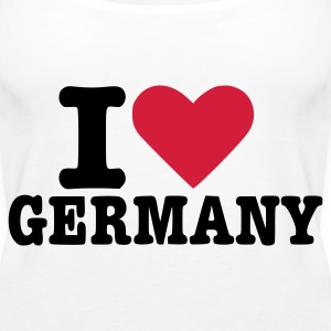 Deutschland - Germany - Frauen Premium Tank Top