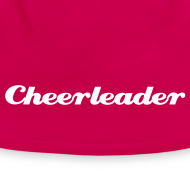 Motiv ~ Cheerleader, Vit text