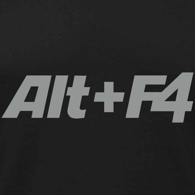 "Shirt ""Alt F4"" Men"
