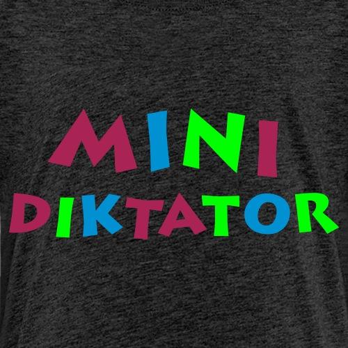 Mini dictator 3farbig