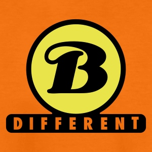 b_different_a_2c Shirts - Teenager Premium T-shirt