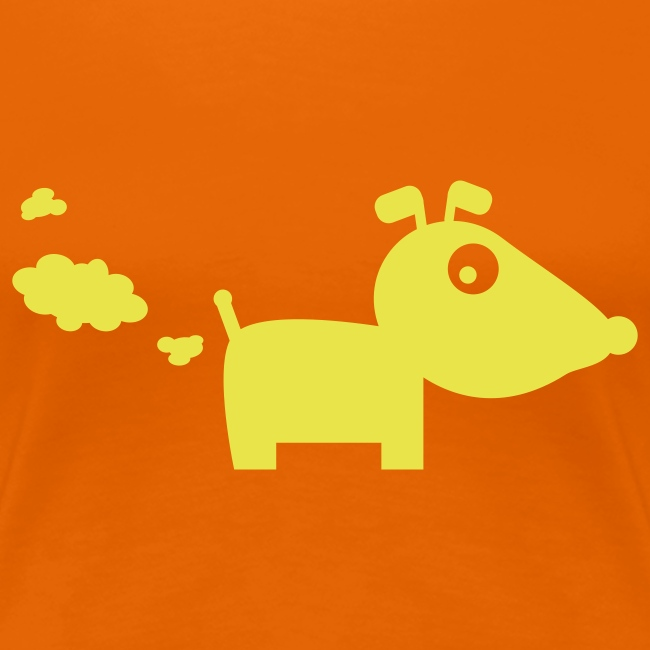 """T-Shirt """"Pubsender Hund"""""""