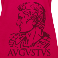Diseño ~ Camiseta Top spaghetti chica Augustus