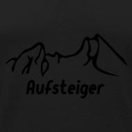 Motiv ~ Muskelshirt Aufsteiger