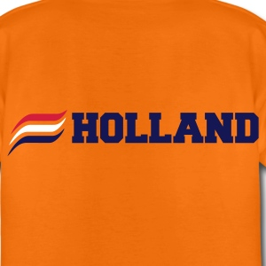 Oranje HOLLAND  3 STRIPES Kinder shirts - Teenager Premium T-shirt