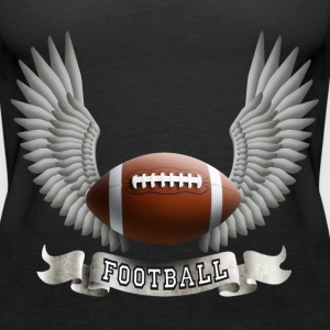 football_wings_b Toppe - Dame Premium tanktop