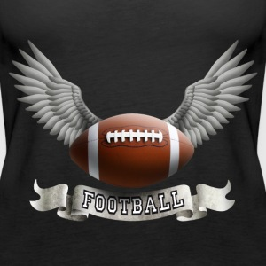 football_wings_a Toppe - Dame Premium tanktop