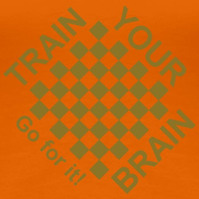 Train brain - go for it 1