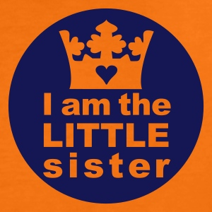 I am the Little Sister - Teenage Premium T-Shirt
