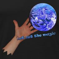 Motiv ~ Tanktop, let out the magic