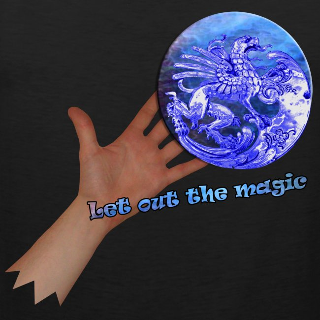 Tanktop, let out the magic