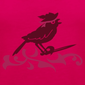 Pink spurv, den pirat / sword of the sparrow (2c) Toppe - Dame Premium tanktop
