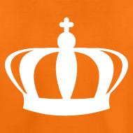 Ontwerp ~ Koninginnedag kroon kindershirt