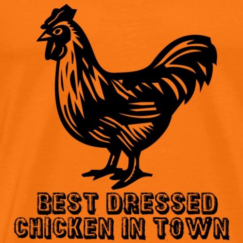 Best Dressed Chicken