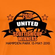 Design ~ D United 2010 Scottish Cup