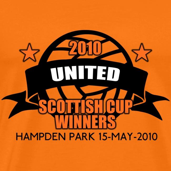 D United 2010 Scottish Cup