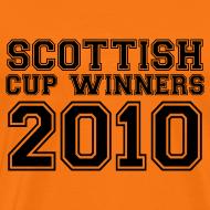 Design ~ 2010 Scottish Cup Winners