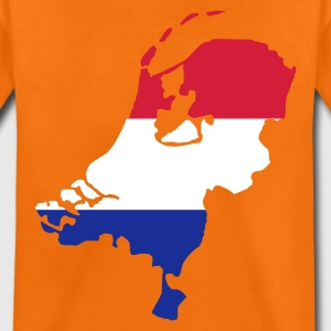 Orange Niederlande - Holland Kinder T-Shirts - Teenager Premium T-Shirt