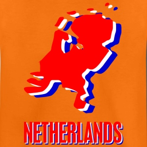 Orange Netherlands Kids' Shirts - Teenage Premium T-Shirt