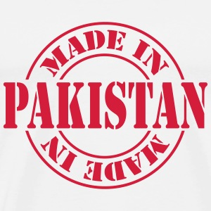 made_in_pakistan_m1 Camisetas - Camiseta premium hombre