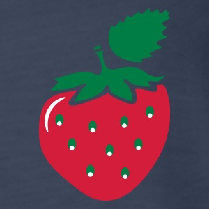 Petrol Strawberry Tops - Women's Premium Tank Top