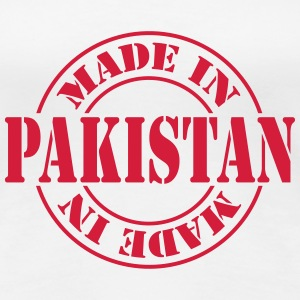 made_in_pakistan_m1 T-shirts - Dame premium T-shirt