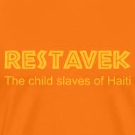 Motiv ~ T-Shirt Mann Restavek 01 © by kally ART®