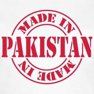 made_in_pakistan_m1 T-Shirts - Frauen T-Shirt