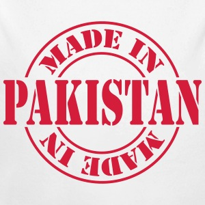 made_in_pakistan_m1 Pullover & Hoodies - Baby Bio-Langarm-Body