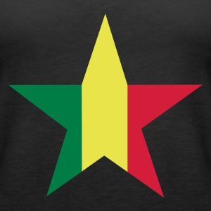 Rasta star - Women's Premium Tank Top