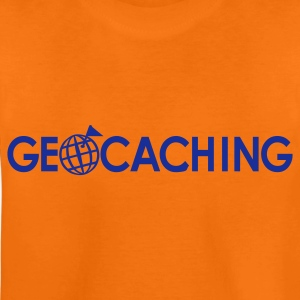 Orange Geocaching Kinder T-Shirts - Teenager Premium T-Shirt